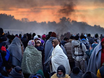 Read more about the article Is the world facing refugee crisis? آیا جهان با بحران پناهنده گی مواجه است؟